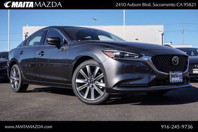 2021 Mazda MAZDA6 for sale in Sacramento, CA