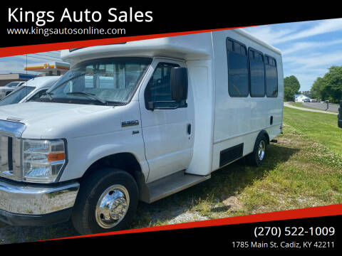 2014 Ford E-Series Chassis for sale at Kings Auto Sales in Cadiz KY