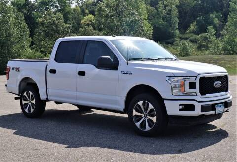 2019 Ford F-150 for sale at KA Commercial Trucks, LLC in Dassel MN