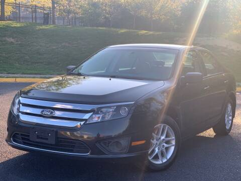 2012 Ford Fusion for sale at Diamond Automobile Exchange in Woodbridge VA