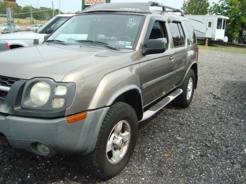 2004 Nissan Xterra for sale at Branch Avenue Auto Auction in Clinton MD