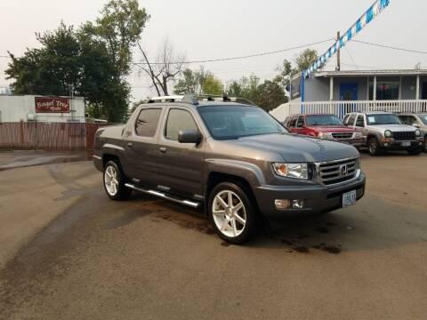 2012 Honda Ridgeline for sale at City Center Cars and Trucks in Roseburg OR