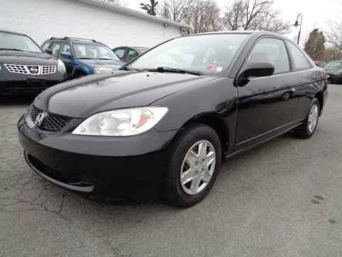 2004 Honda Civic for sale at Purcellville Motors in Purcellville VA