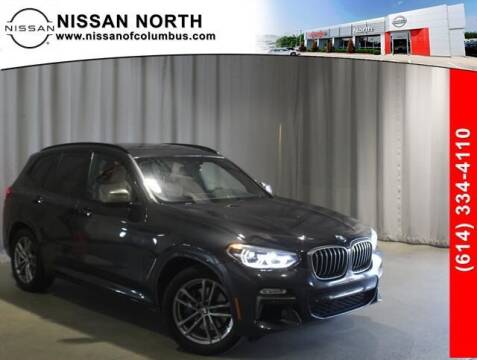 2019 BMW X3 for sale at Auto Center of Columbus in Columbus OH