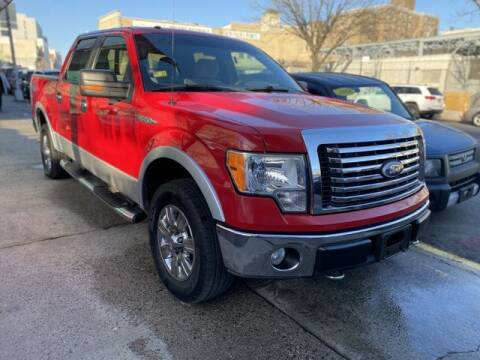 2010 Ford F-150 for sale at New 3 Way Auto Sales in Bronx NY