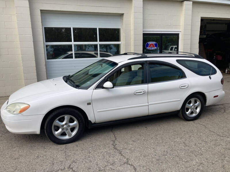 2001 Ford Taurus for sale at Ogden Auto Sales LLC in Spencerport NY
