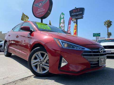 2020 Hyundai Elantra for sale at Auto Express in Chula Vista CA