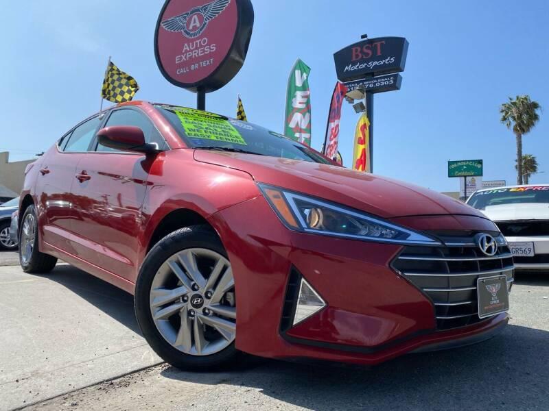 2020 Hyundai Elantra for sale at Auto Express in Chula Vista CA