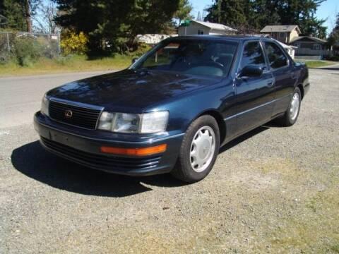 1993 Lexus LS 400 for sale at M Motors in Shoreline WA