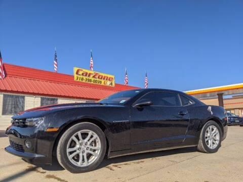 2014 Chevrolet Camaro for sale at CarZoneUSA in West Monroe LA