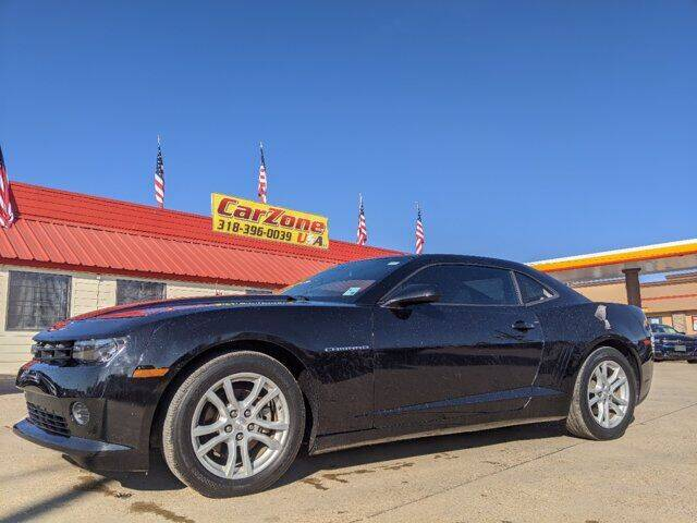 2014 Chevrolet Camaro for sale at CarZoneUSA in West Monroe LA