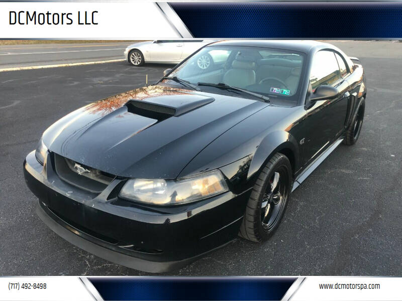 2002 Ford Mustang for sale at DCMotors LLC in Mount Joy PA