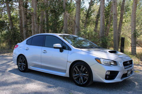 2017 Subaru WRX for sale at Northwest Premier Auto Sales Kennewick in Kennewick WA