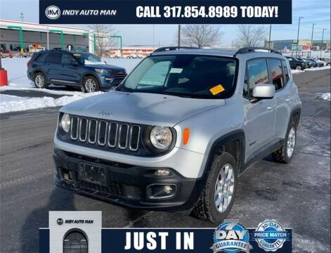 2016 Jeep Renegade for sale at INDY AUTO MAN in Indianapolis IN