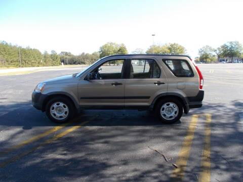 2005 Honda CR-V for sale at A & P Automotive in Montgomery AL