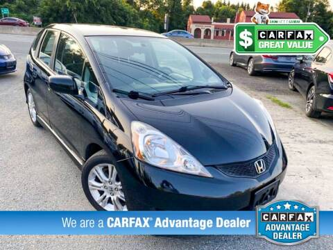 2009 Honda Fit for sale at High Rated Auto Company in Abingdon MD