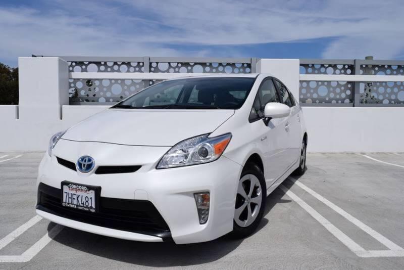 2014 Toyota Prius for sale at Dino Motors in San Jose CA