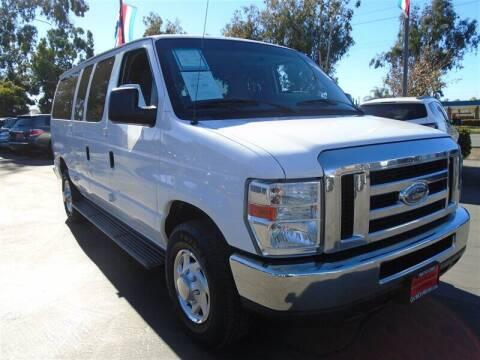 2013 Ford E-Series Wagon for sale at Centre City Motors in Escondido CA