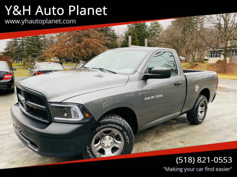 2012 RAM Ram Pickup 1500 for sale at Y&H Auto Planet in West Sand Lake NY