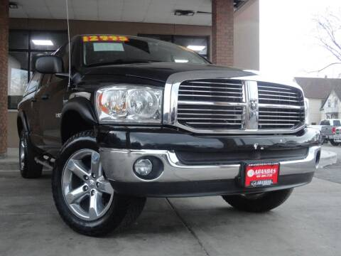 2008 Dodge Ram Pickup 1500 for sale at Arandas Auto Sales in Milwaukee WI