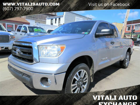 2010 Toyota Tundra for sale at VITALI AUTO EXCHANGE in Johnson City NY