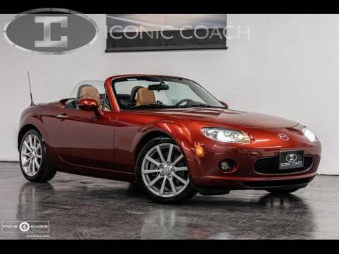 2008 Mazda MX-5 Miata for sale at Iconic Coach in San Diego CA