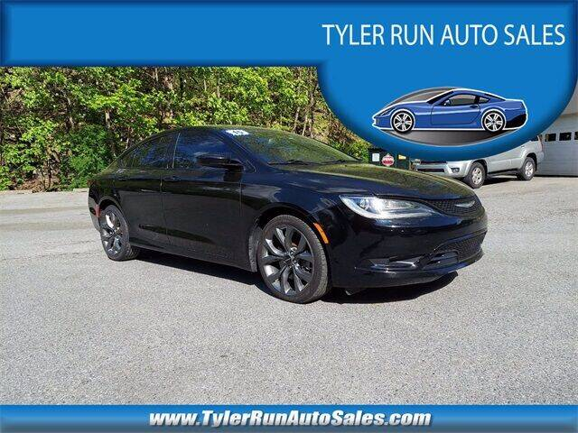 2015 Chrysler 200 for sale at Tyler Run Auto Sales in York PA