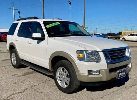 2010 Ford Explorer for sale at Stanley Direct Auto in Mesquite TX