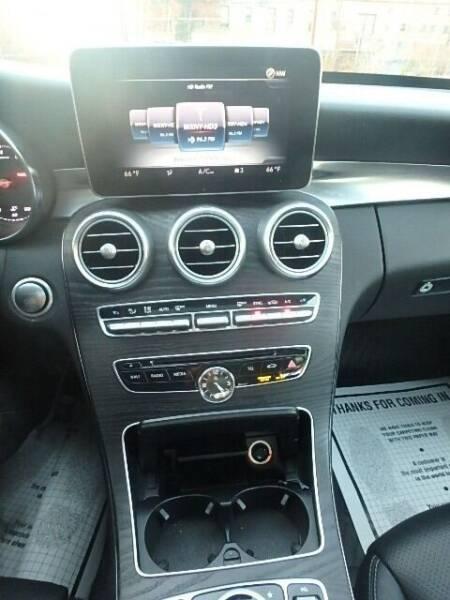 2015 Mercedes-Benz C-Class AWD C 300 4MATIC 4dr Sedan - Bronx NY