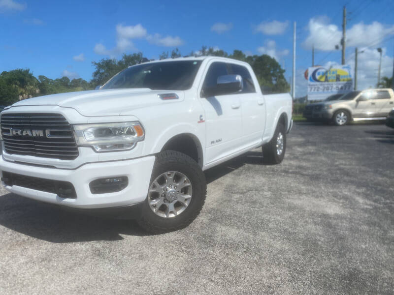 2019 RAM Ram Pickup 3500 for sale at Coastal Auto Ranch, Inc. in Port Saint Lucie FL