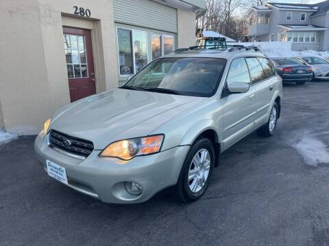 2005 Subaru Outback for sale at Autowright Motor Co. in West Boylston MA