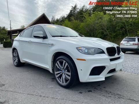 2013 BMW X6 M for sale at Armenia Motors in Seymour TN
