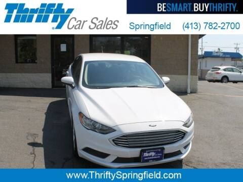 2018 Ford Fusion for sale at Thrifty Car Sales Springfield in Springfield MA