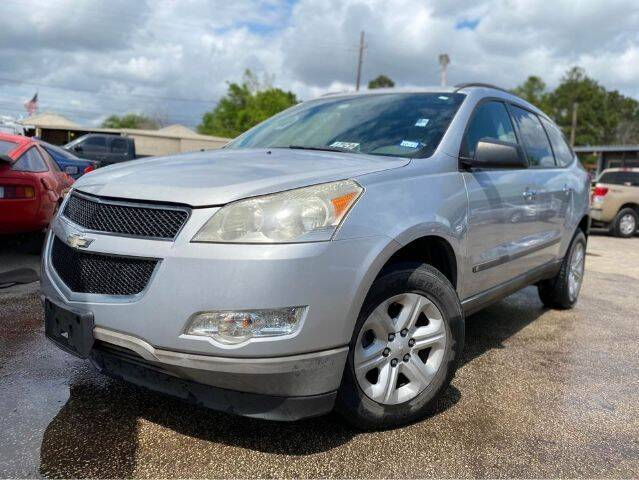 2010 Chevrolet Traverse for sale at AUTO VALUE FINANCE INC in Stafford TX