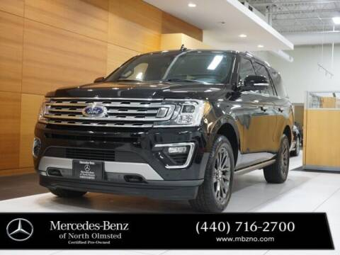 2020 Ford Expedition for sale at Mercedes-Benz of North Olmsted in North Olmstead OH