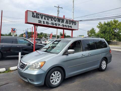 2008 Honda Odyssey for sale at Levittown Auto in Levittown PA