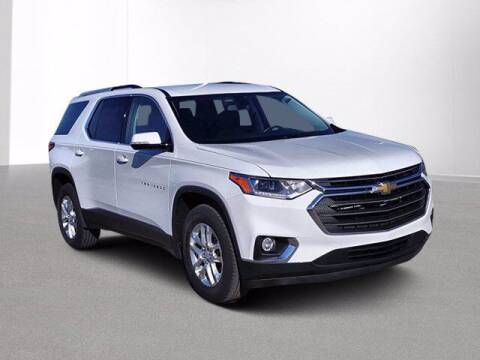 2018 Chevrolet Traverse for sale at Jimmys Car Deals in Livonia MI