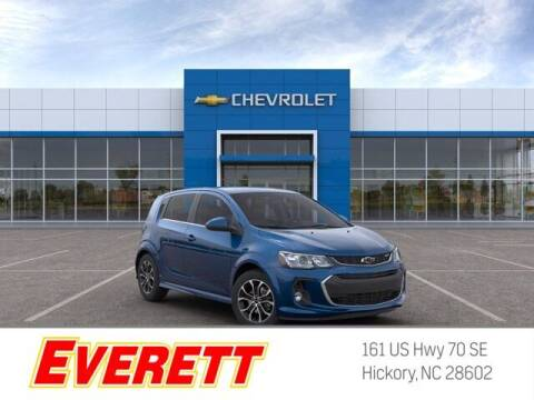 2020 Chevrolet Sonic for sale at Everett Chevrolet Buick GMC in Hickory NC