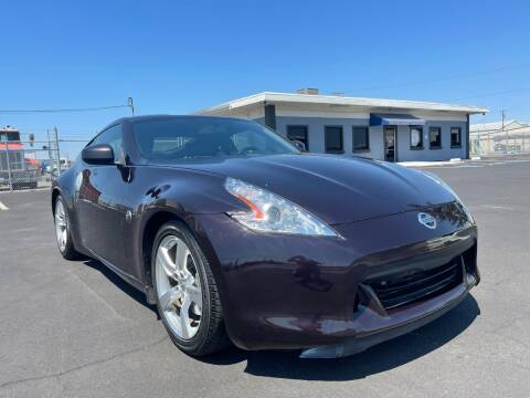 2011 Nissan 370Z for sale at Approved Autos in Sacramento CA