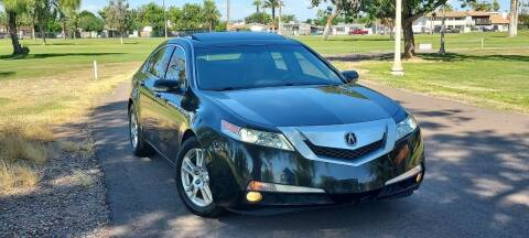 2011 Acura TL for sale at CAR MIX MOTOR CO. in Phoenix AZ