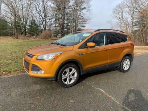 2016 Ford Escape for sale at Elite Pre-Owned Auto in Peabody MA