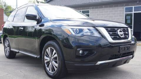 2020 Nissan Pathfinder for sale at World Auto Net in Cuyahoga Falls OH