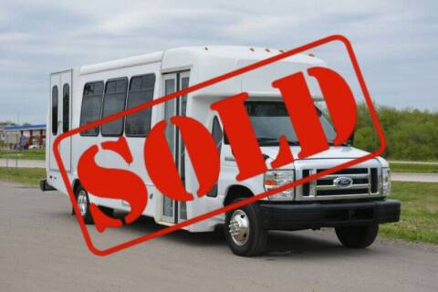 2015 Ford E-450 for sale at Signature Truck Center - Shuttle Buses in Crystal Lake IL