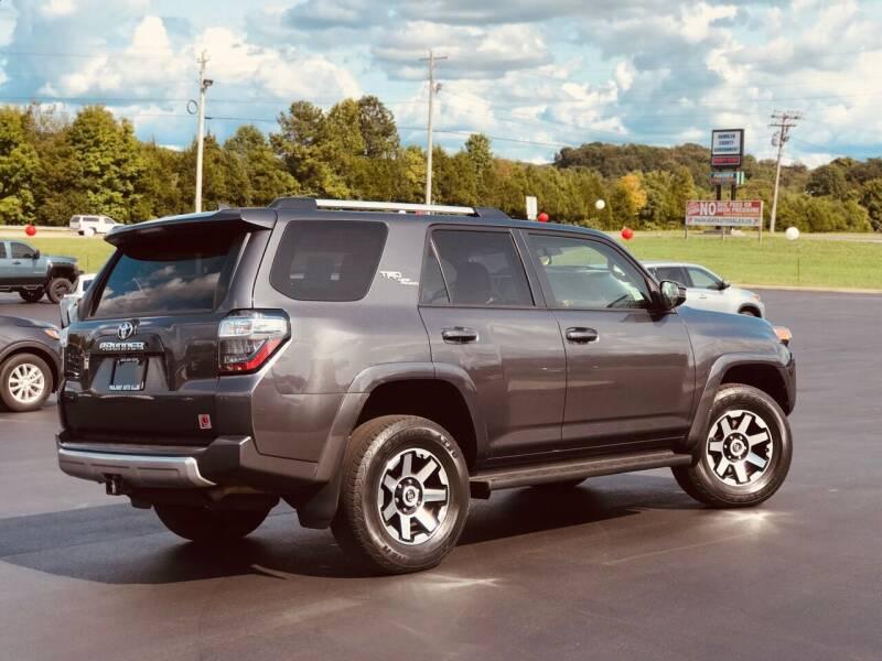 2017 Toyota 4Runner 4x4 TRD Off-Road 4dr SUV - Morristown TN