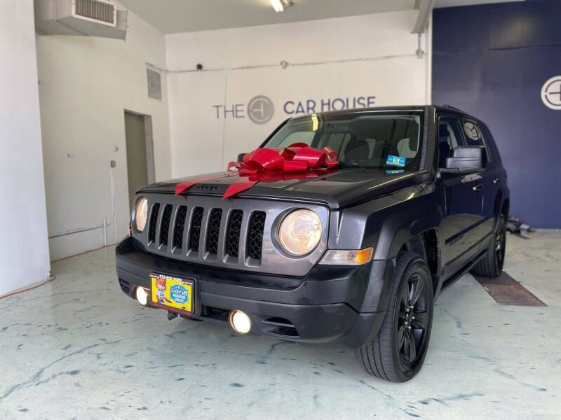 2015 Jeep Patriot for sale at The Car House of Garfield in Garfield NJ