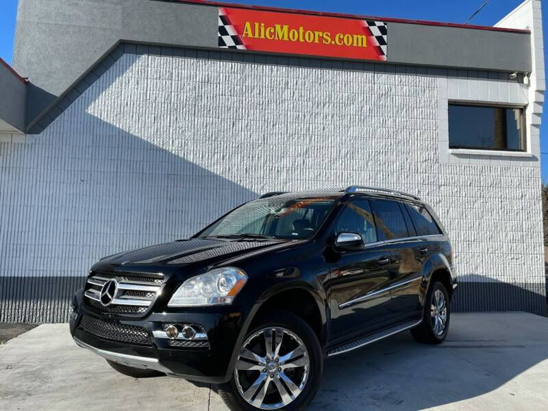 2010 Mercedes-Benz GL-Class for sale at ALIC MOTORS in Boise ID