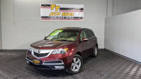 2012 Acura MDX for sale at TT Auto Sales LLC. in Boise ID