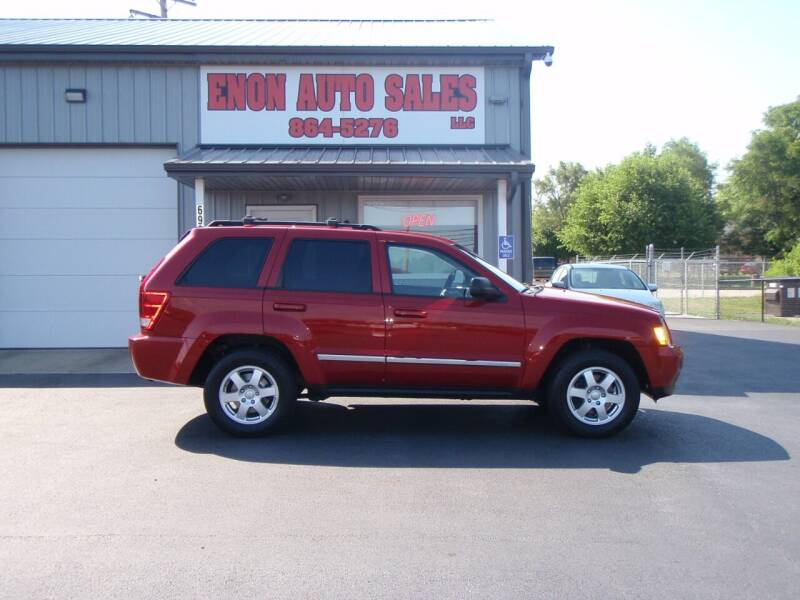 2010 Jeep Grand Cherokee for sale at ENON AUTO SALES in Enon OH