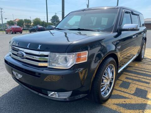 2010 Ford Flex for sale at Auto America - Monroe in Monroe NC