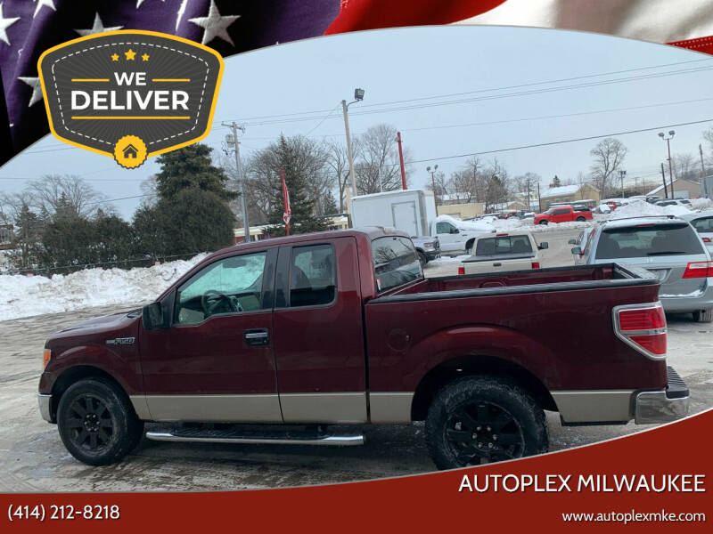 2009 Ford F-150 for sale at Autoplex Milwaukee in Milwaukee WI